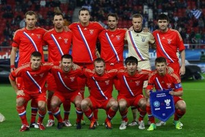russia football team topic