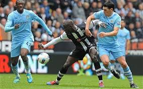 newcastle vs manchester city