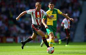norwich vs sunderland