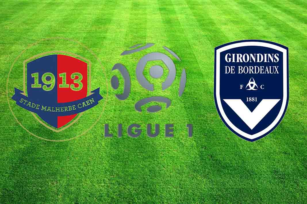 Caen vs Bordeaux